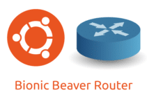 How To: Build a Simple Router with Ubuntu Server 18.04.1 LTS (Bionic Beaver)