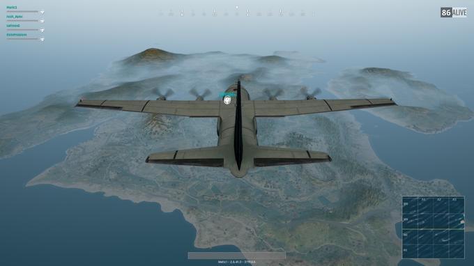 Pubg - Plane