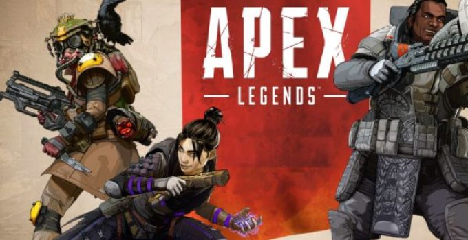 Apex Legends - Blog Post Cover