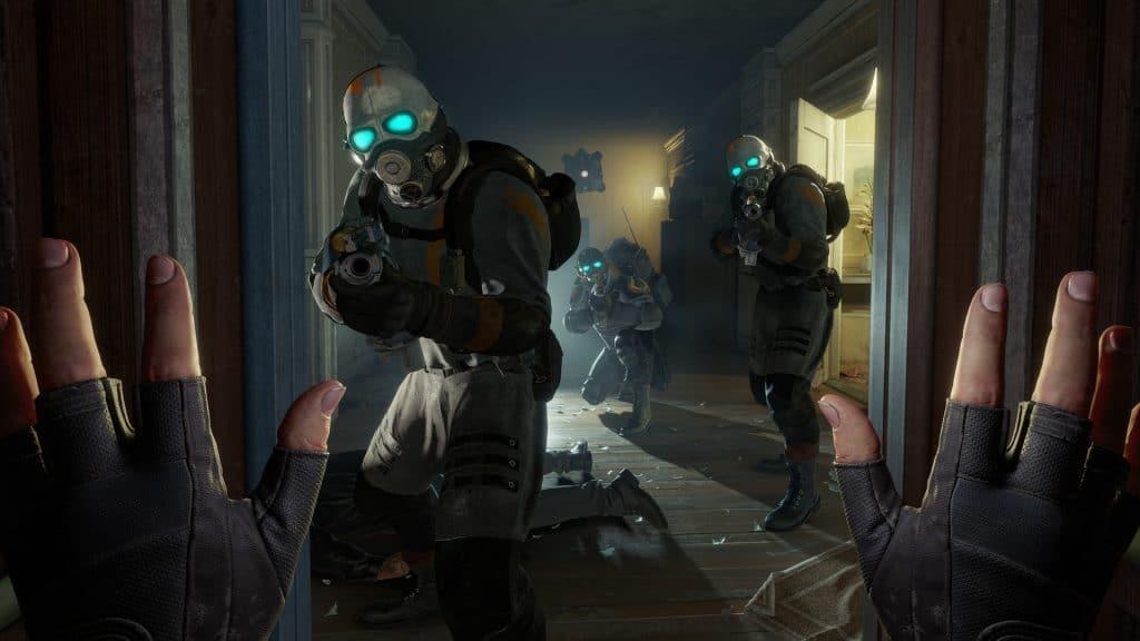 Half-Life: Alyx Screenshot