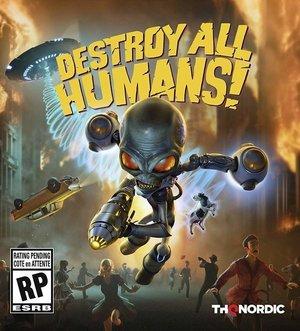 Best Laptop for Destroy All Humans!