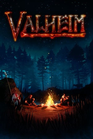 Valheim box art