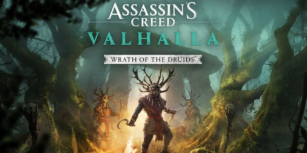 Assassin's Creed Valhalla - Wrath of the Druids banner