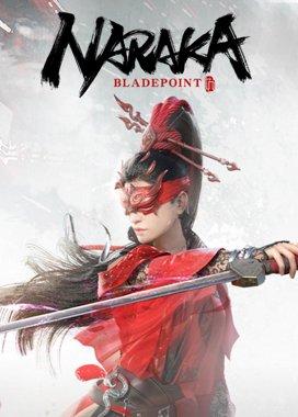 Naraka Bladepoint front cover