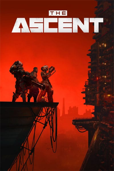 The Ascent poster
